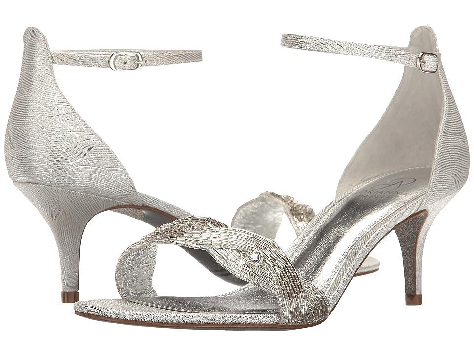 Adrianna Papell Aerin (Silver) High Heels