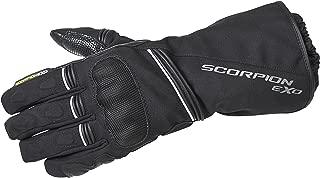 ScorpionExo Unisex-Adult Tempest Gloves (Black, X-Large)