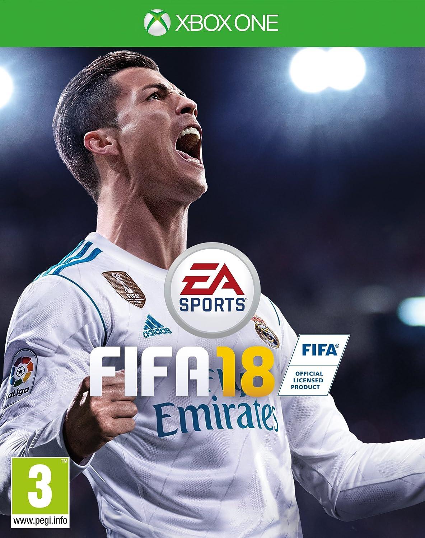 Ranking TOP4 Xbox One - Fifa PAL 18 shop EU