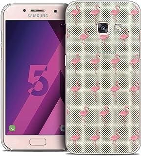 Samsung Galaxy A5 2017 Case, Ultra Slim Flamingo Dots Pattern Case Cover for Samsung Galaxy A5 2017