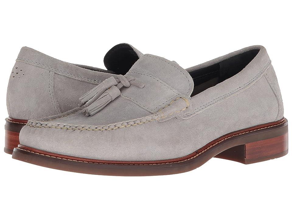 Cole Haan Pinch Sanford Tassel Loafer (Vapor Grey Suede) Men
