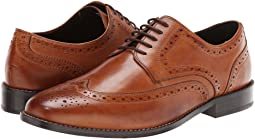 Nunn Bush Nelson Wing Tip Dress Casual Oxford