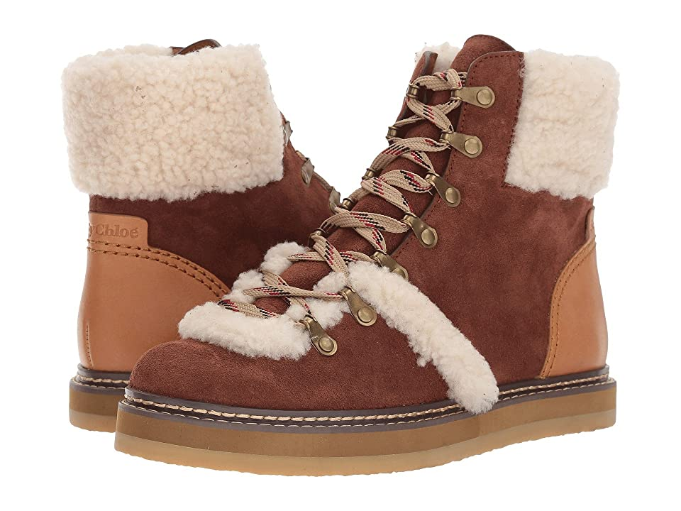 See by Chloe SB27100 (Medium Brown) Women