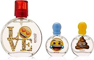 Air-Val International 4 Piece Emoji Eau de Toilette Spray Gift Set for Kids