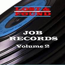 Lost & Found - Job Records - Volume 2