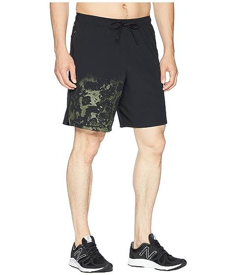 Intensity Multi New Negro Max Balance Shorts Printed txtwHYvO