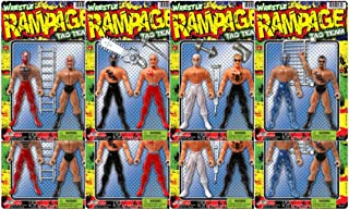 Ja-Ru Wrestle Tag Team Bundle of 8 (2 Packs)