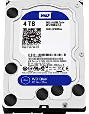 WD HDD 内置硬盘3.5英寸 500GB WD Blue WD 5000 AZRZ-RT SATA 3.0 5400rpm, 2年保修