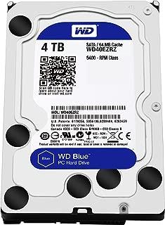 """【国内代理店品】WD 内蔵HDD Blue 3.5"""" 4TB SATA(6Gb/s) 64MB 5,400rpm 2年保証 WD40EZRZ-RT2"""