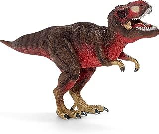 Schleich North America Tyrannosaurus Rex Toy Figure, Red