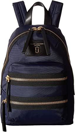 4b57e3454332 Marc Jacobs. Nylon Biker Mini Backpack.  175.00. 4Rated 4 stars. Luxury.  Midnight Blue
