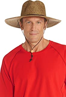 Coolibar UPF 50+ Men's Beach Comber Sun Hat - Sun Protective