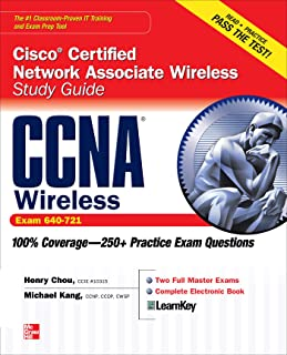 CCNA Cisco Certified Network Associate Wireless Study Guide (Exam 640-721) (Certification Press)