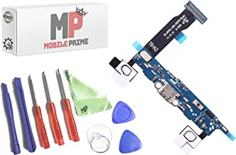 MOBILEPRIME MoblePrime Charging Port Replacement Kit Compatible for Samsung Galaxy Note 4 (N910V) Including Repair Tools