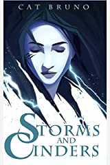 Storms and Cinders (Pathway of the Chosen Book 4) Kindle Edition