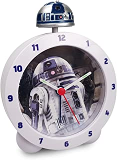 R2-D2 Star Wars Alarm Clock - Lights up with R2D2 sounds affects