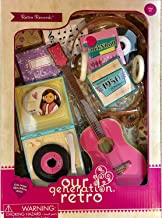 Our Generation Retro Accessories Retro Records for 18 dolls