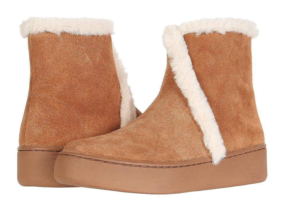 Soludos Whistler Cozy Boot (Tan) Women