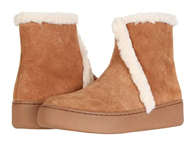 Soludos Whistler Cozy Boot (Tan) Women