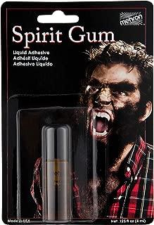 Mehron Makeup Spirit Gum (.125 ounce)