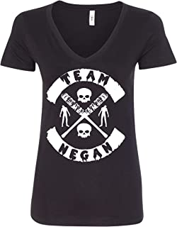 Freedomtees Team Negan Lucille TWD Women's T-Shirt