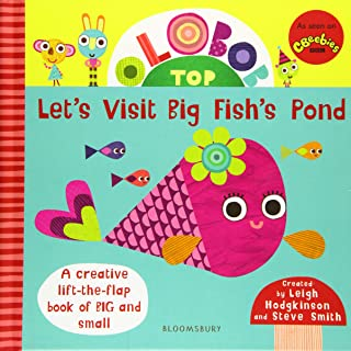 Olobob Top: Let's Visit Big Fish's Pond