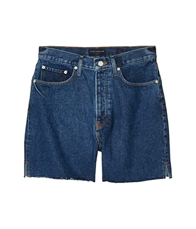Lucky Brand High-Rise Traveler Shorts in Foothill (Foothill) Women