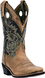 Laredo Men's Stillwater Cowboy Boot Square Toe