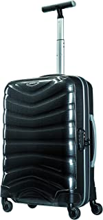 Samsonite 48574 Firelight Hard Side Spinner Suitcase, Charcoal, 55 Centimeters