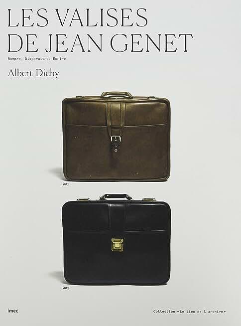 Les valises de Jean Genet