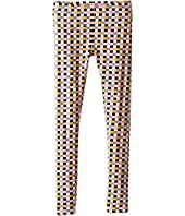 Fendi Kids - Checker Print Leggings (Little Kids)