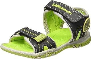 Bubblegummers Boy's ABEL Green Indian Shoes-9 Kids UK/India (27 EU) (1617624)