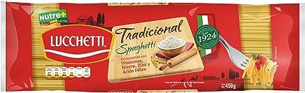 Lucchetti Spaghetti Tradicional, 450 g