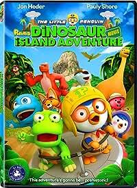 The Little Penguin Pororo's Dinosaur Island Adventure on DVD, Digital Dec.8 from Lionsgate