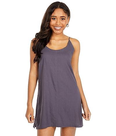 Hurley Bronte Beach Dress (Thunder Grey) Women
