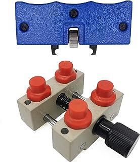 Masar Premium Kit Ouvre (Fond) Boîtier de Montre jusqu'à Ø 70 mm | Acier Trempé