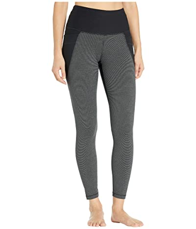 Prana Stefania 7/8 Leggings (Black) Women