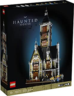 LEGO Ghost House at the Funfair, 3231 piece Haunted House (10273)