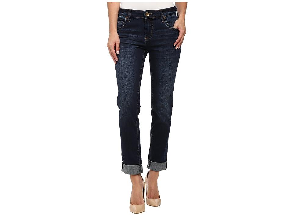 KUT from the Kloth Catherine Boyfriend Jeans in Easily (Easily) Women