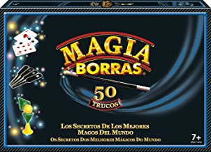 Educa Borrás 24047 Magia BORRAS Game with 50 Magic Tricks