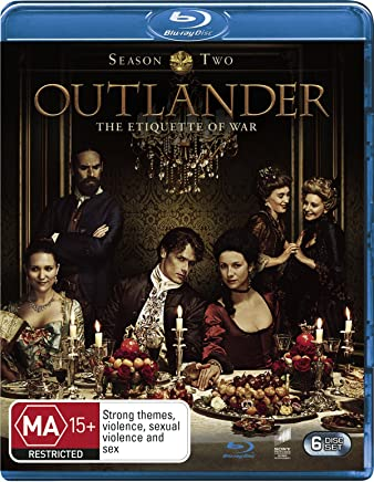 Outlander: Season Two (Blu-ray)