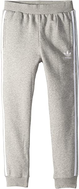 Fleece Trefoil Pants (Little Kids/Big Kids)