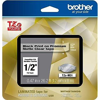original vhbw© Schriftband 24mm S-MT für BROTHER P-Touch TZE-M51