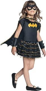 Girls Batgirl Tutu Dress Up Set