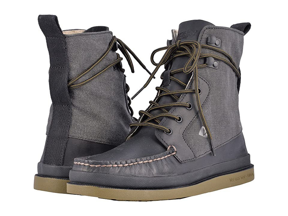 Sperry A/O Surplus Boot (Black) Men