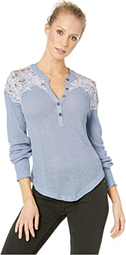 Easy Breezy Henley