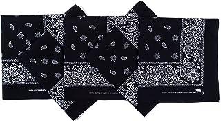 Elephant Brand Bandanas 100% Cotton Since 1898-5 Pack