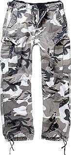 M-65 Pantalones vintage, color oliva