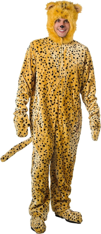 Fun Costumes Erwachsenes GepardKostüm  XL