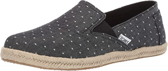 TOMS Womens Redondo Loafer Flat
